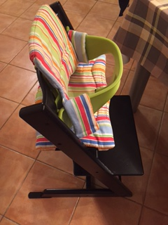 Stokke Tripp Trapp – Baby's erster Stuhl