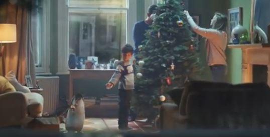 Weihnachtswerbung 2014 – Monty's Christmas – Monty der Pinguin