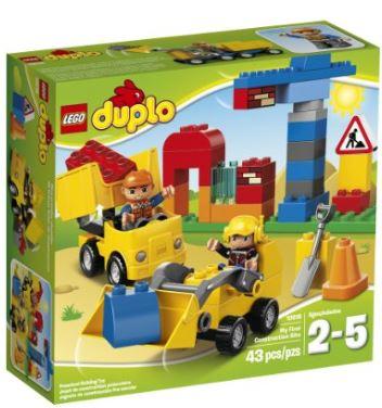 Lego Duplo Meine erste Baustelle