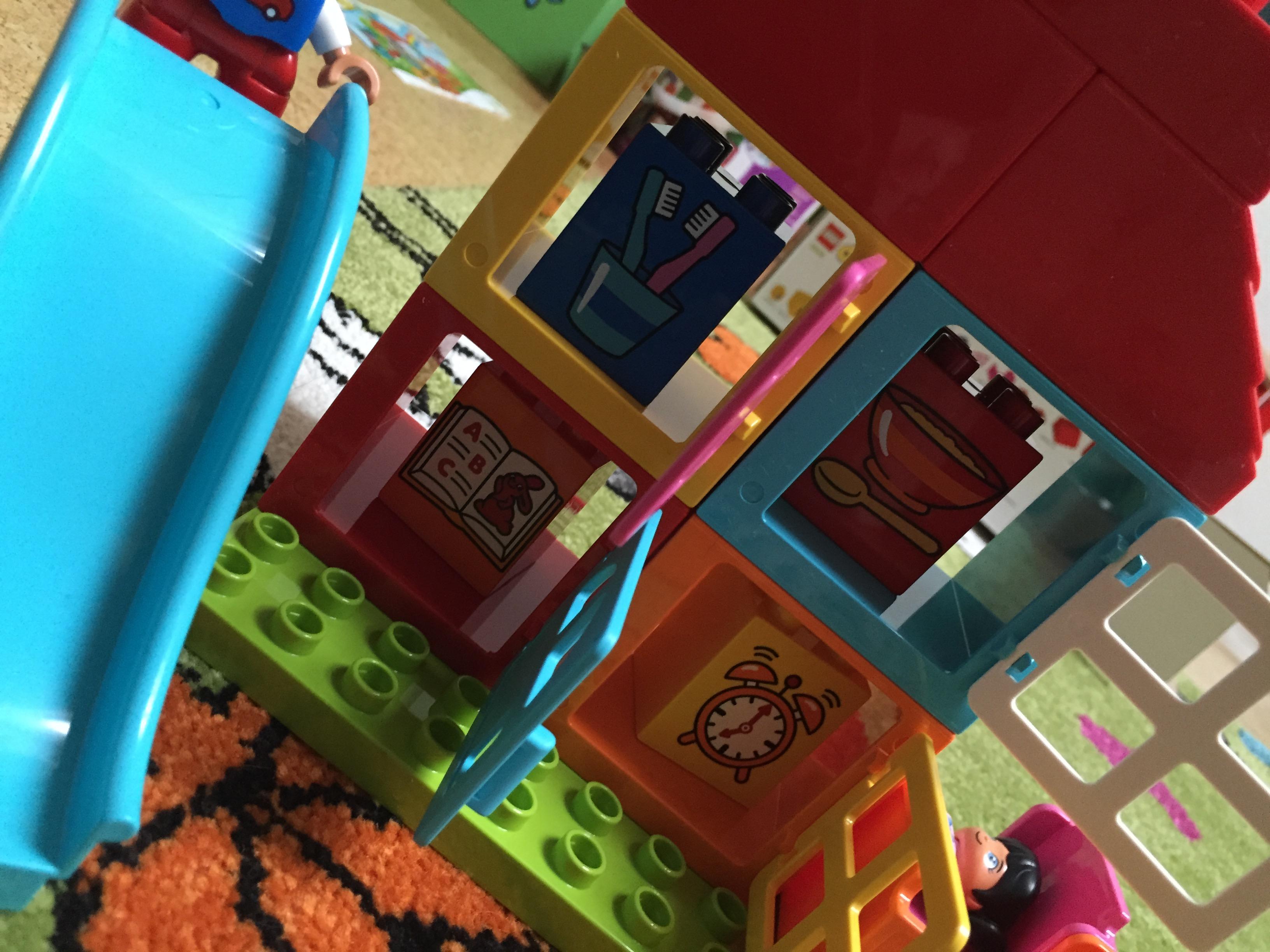 Spielhaus Lego Duplo