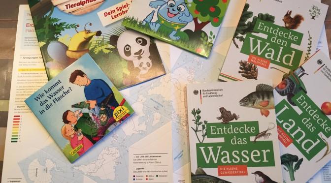 Gratis Kinderbücher, Hörbücher und Lernmaterial – Gratistipps