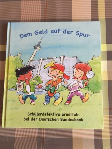 Gratis Kinderbuch Deutsche Bundesbank
