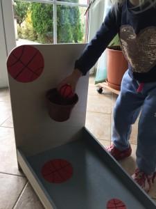 Twerks Vorwerk Basketballtisch