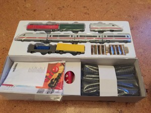 märklin, my world, startpaket, premium startpaket, batteriebetriebener ICE