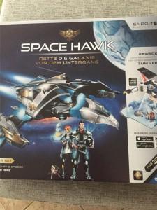 Space hawk, ravensburger, ravensburger digital, spielzeug, raumschiff, raumschiff spielzeug, galaxie, snaptoy, augumented reality, star trooper,