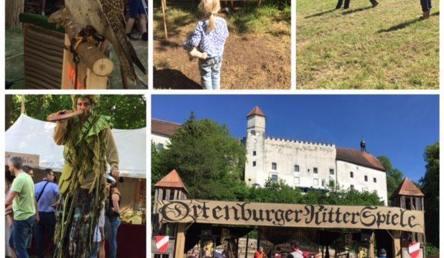 BIG DAYs: Ortenburger Ritterspiele 2016 – Eine Reise in die Vergangenheit