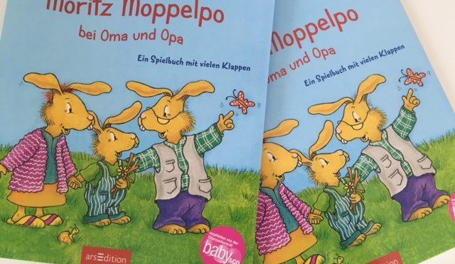 Vorgestellt: Moritz Moppelpo von Hermien Stellmacher – Gewinnspiel