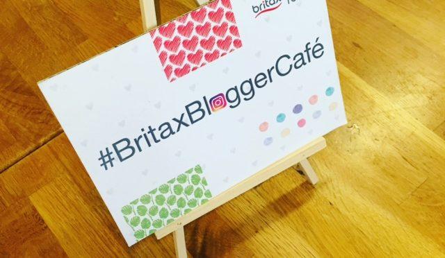 Britax Blogger Café in München