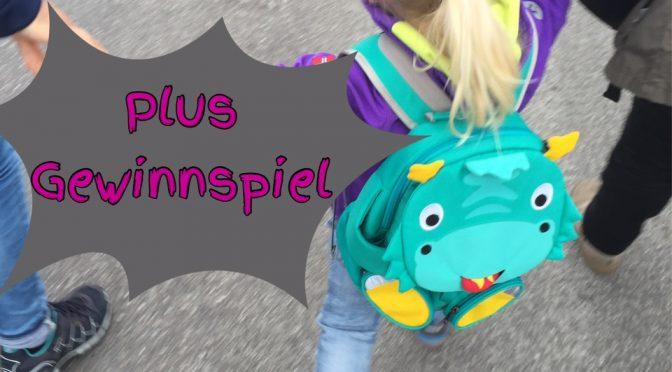 Drachenstarker Kindergartenbegleiter: Rucksäcke von Affenzahn. Plus Gewinnspiel