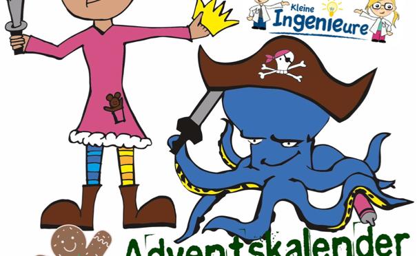 Türchen 5 Piratenprinzessin-Adventskalender – Kleine Ingenieure