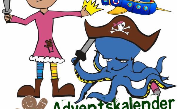 Türchen 8 Piratenprinzessin-Adventskalender – Leo und die Abenteuermaschine
