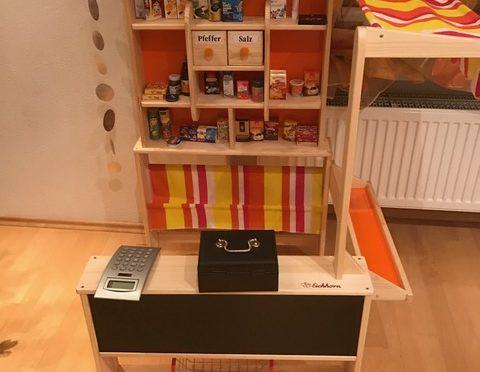 Spielspaß mit dem Eichhorn Kaufladen – Produktvorstellung