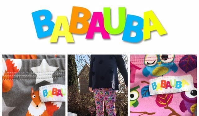 Bunte, freche Baby- und Kinderkleidung von Babauba – Onlineshop Gewinnspiel
