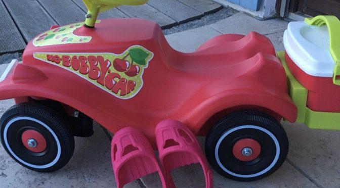 Produktvorstellung: BIG Shoe-Care Schuhschoner für das BIG-Bobby-Car