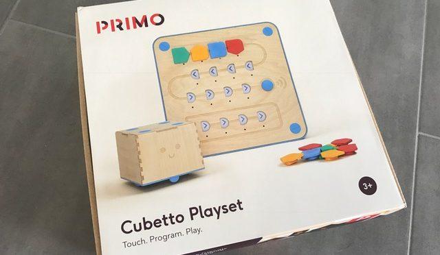 Cubetto von Primo Toys – Programmierbares Holzspielzeug