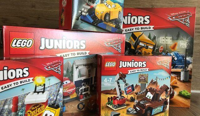 LEGO Juniors // Zum Filmstart von Disney Pixar Cars 3 + Gewinnspiel