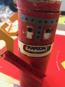 DIY Roboter basteln