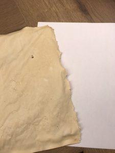 Papier Vintage Look