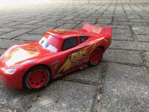 Lightning McQueen gegen Jackson Storm