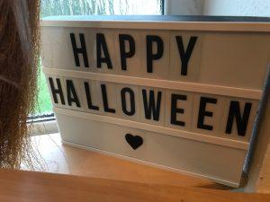 Halloween Bastelidee