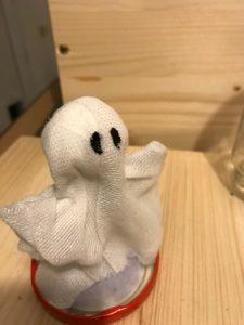 Halloween Gespensterdekoration