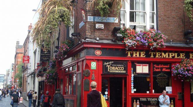 Dublin – die l'tur Trendstadt 2018 #throwback