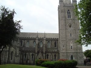 l'tur St. Patrick's cathedral