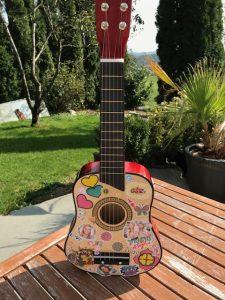 Maggie's Guitar Test