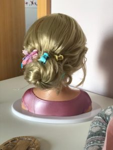 Baby born Styling Sister Head