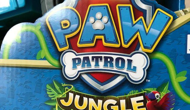 PAW PAtrol Dschungel Rescue
