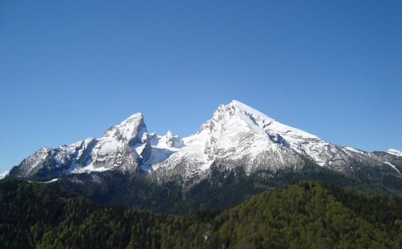 Erster Familienurlaub im Berchtesgadener Land