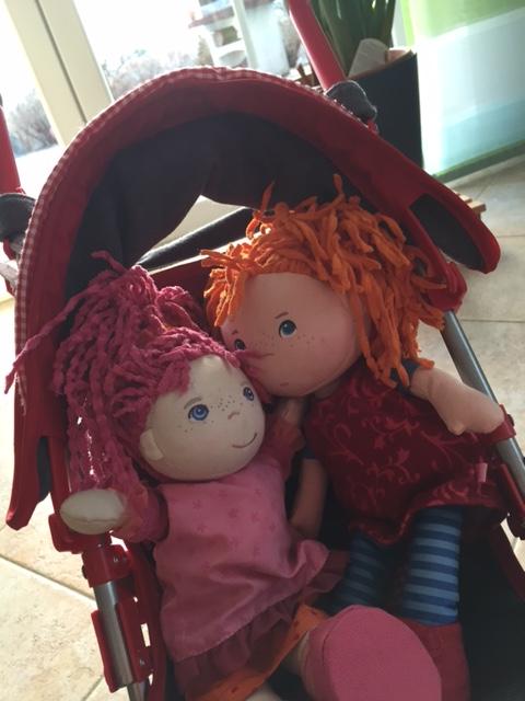 Lilli und Mette