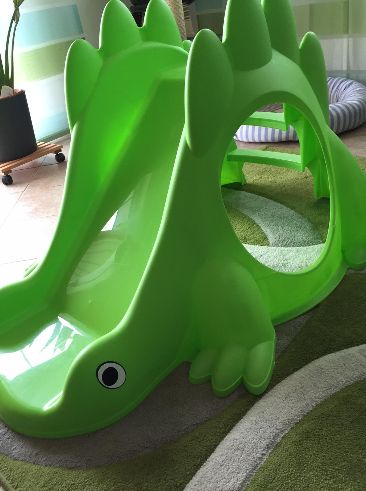 Super Paradiso Dino-Rutsche – Kinderrutsche für drinnen und draußen TV84