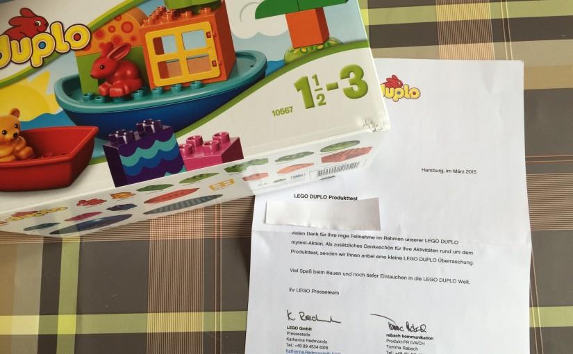 Lego Duplo Bootsspaß 10567 – tolle Überraschung von Lego Duplo
