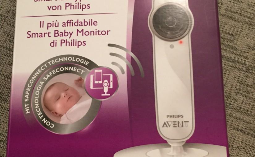 Philips Avent SCD 860/26 Erfahrungsbericht – Produkttest Babyphone