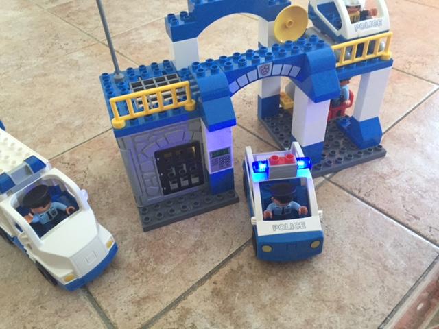 Lego Duplo Polizei
