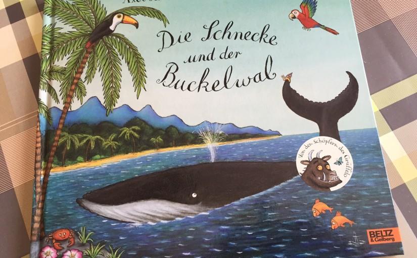 Buchbotschafter: Die Schnecke und der Buckelwal – Donaldson/Scheffler