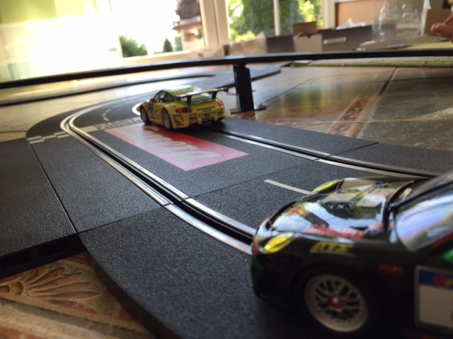 carrera evolution speed control