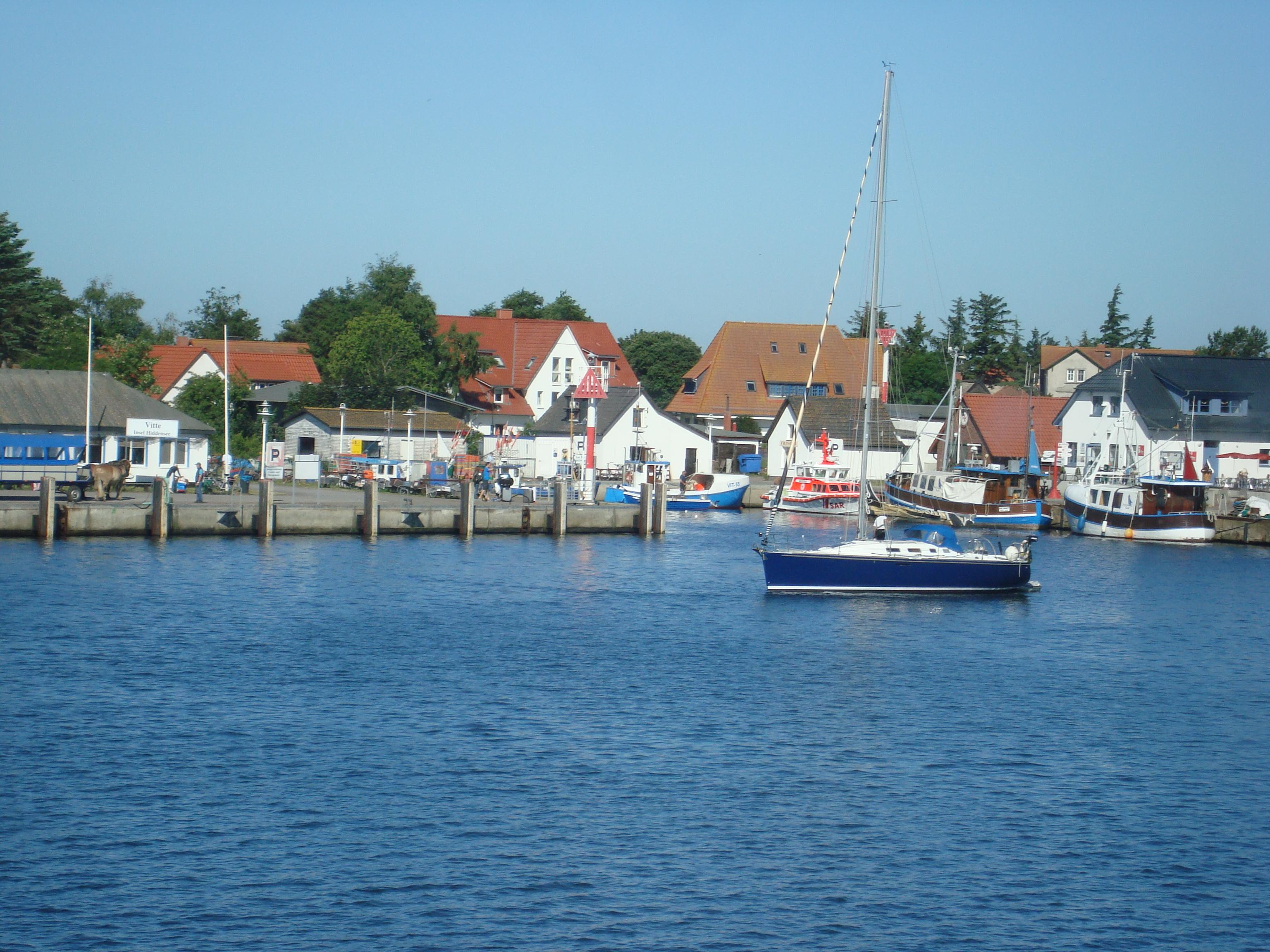 Insel Hiddensee Rügen
