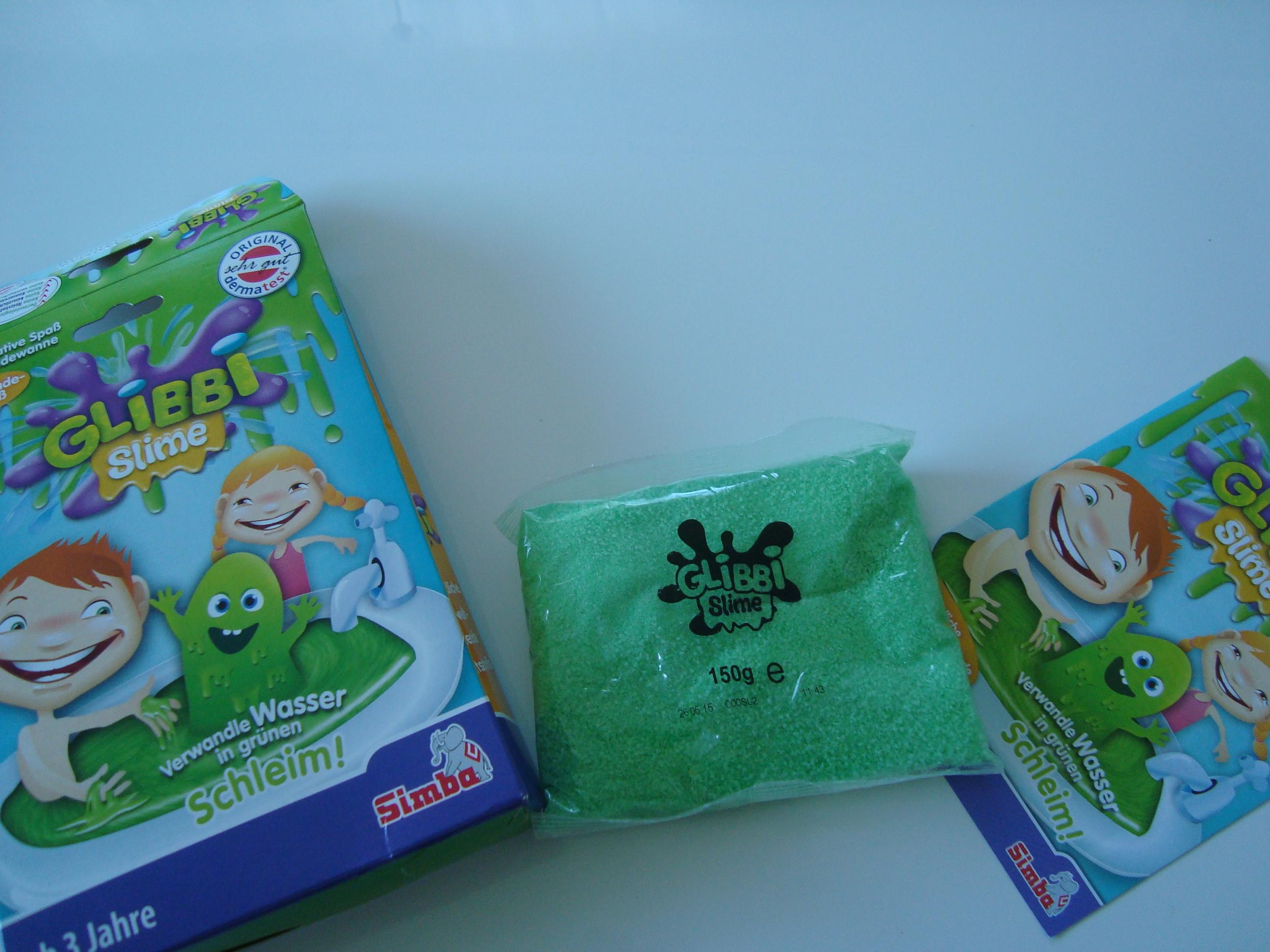 Glibbi Slime von Simba Dickie Toys