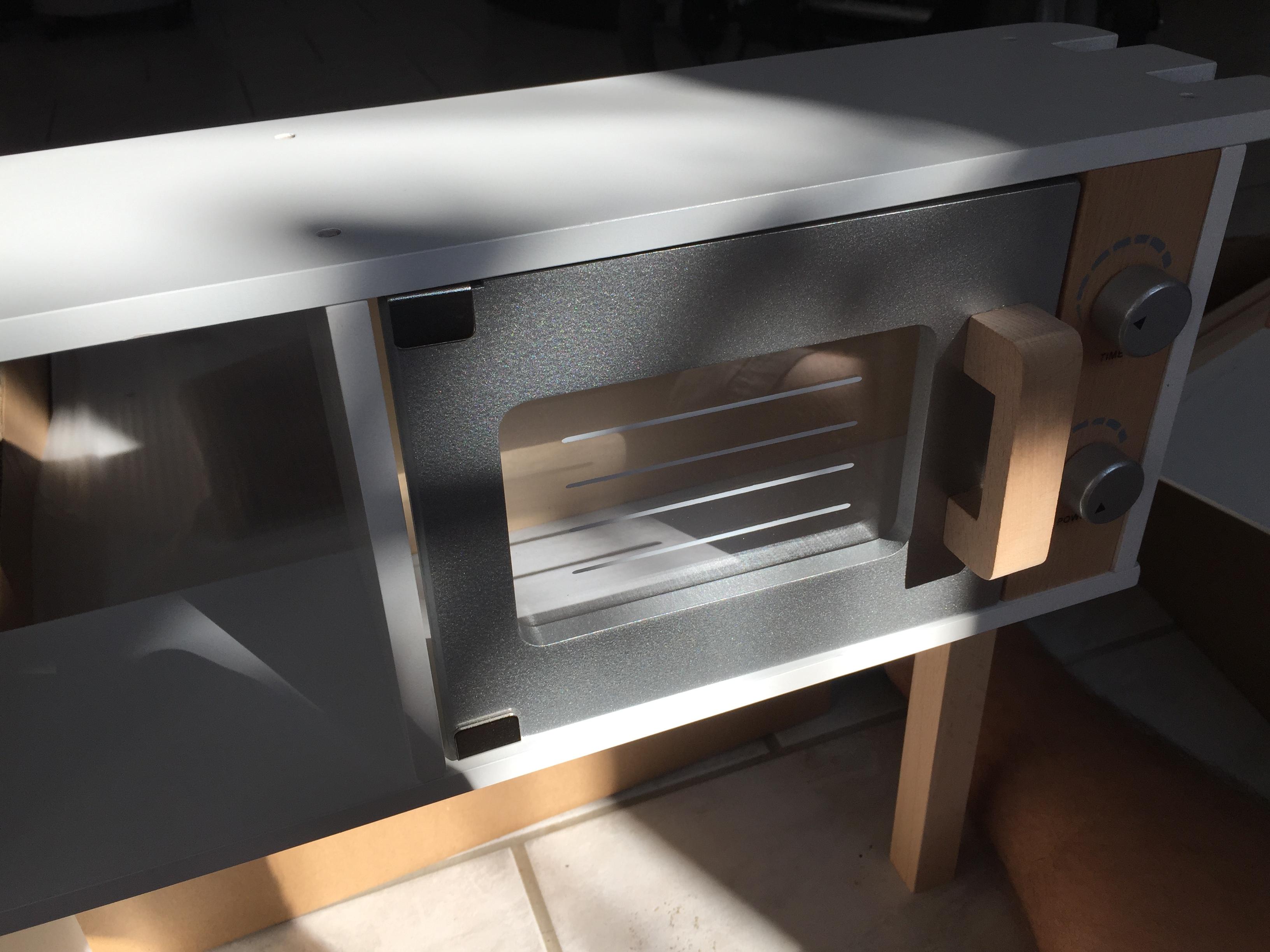 SUN Kinderküche Mikrowelle
