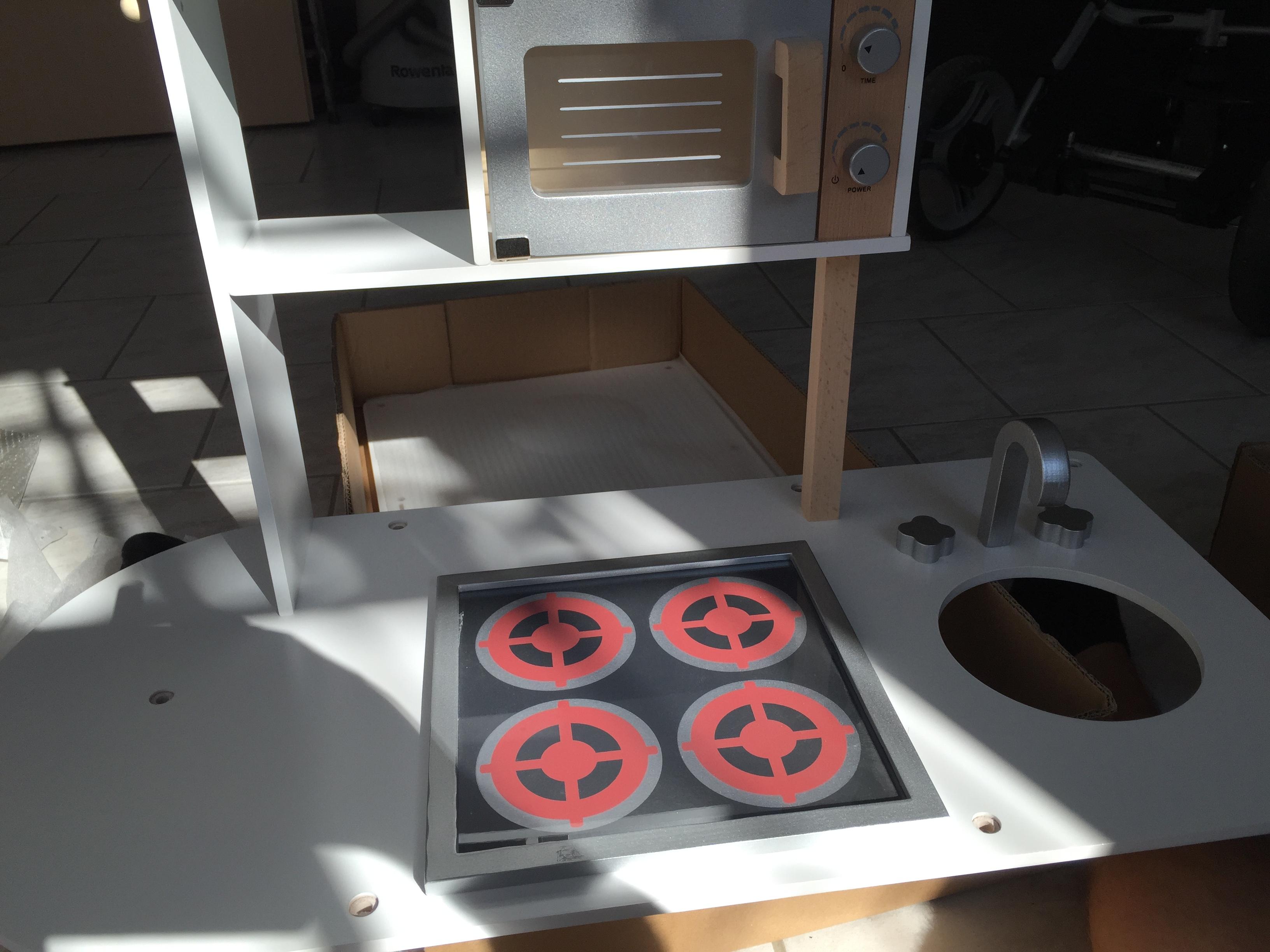 Produktvorstellung Sun Kinderküche Piratenprinzessin