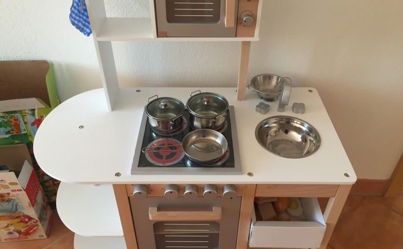 Produktvorstellung: SUN Kinderküche