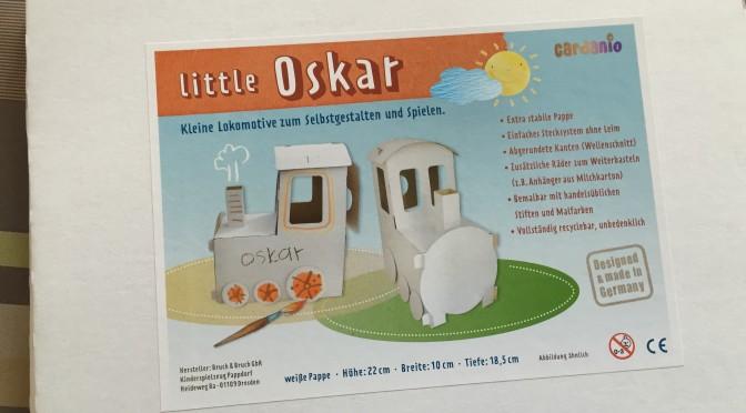 Der kleine Oskar aus Pappdorf – Spielzeug aus Pappe