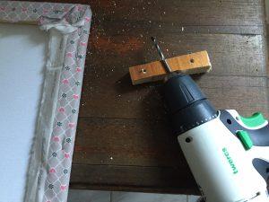 Twercs Vorwerk Haarklammerboard