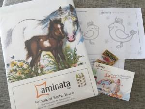 Aminata Kids Kinderbettwäsche