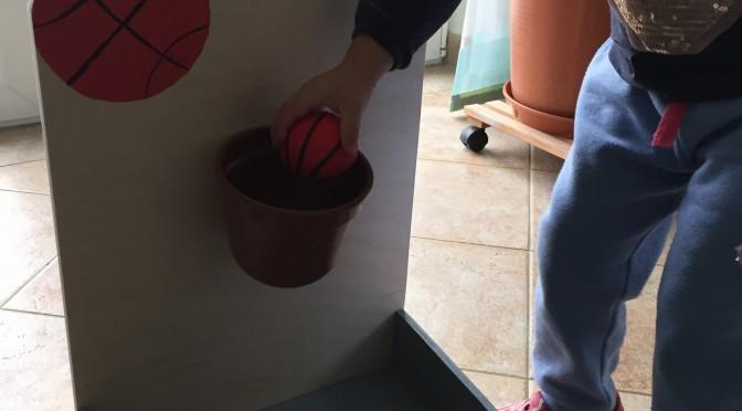 Vorwerk Twercs – Basketballtisch Korbfänger DIY