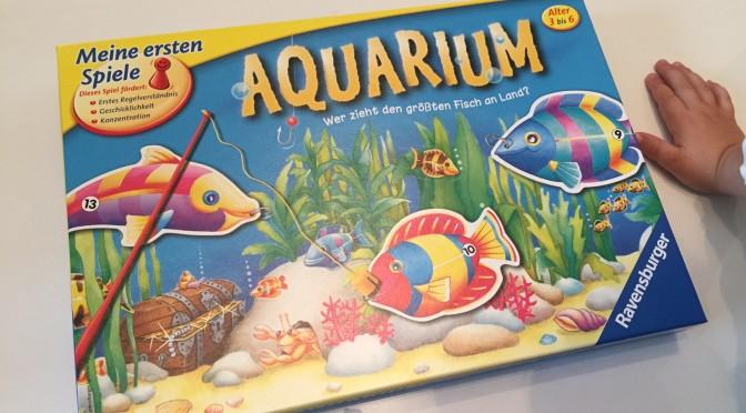 Ravensburger Aquarium – Spieleklassiker für trübe Herbsttage
