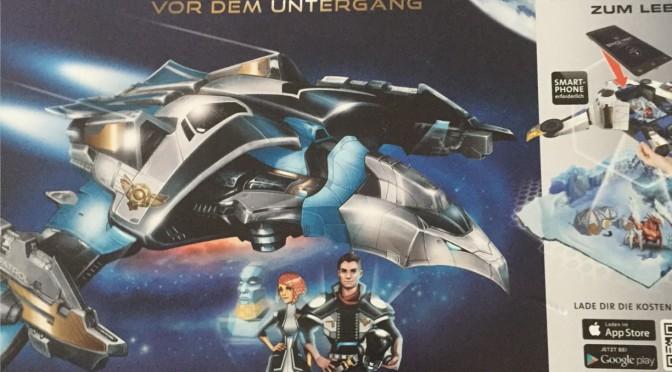 Space Hawk – Ravensburgers Griff nach den Sternen