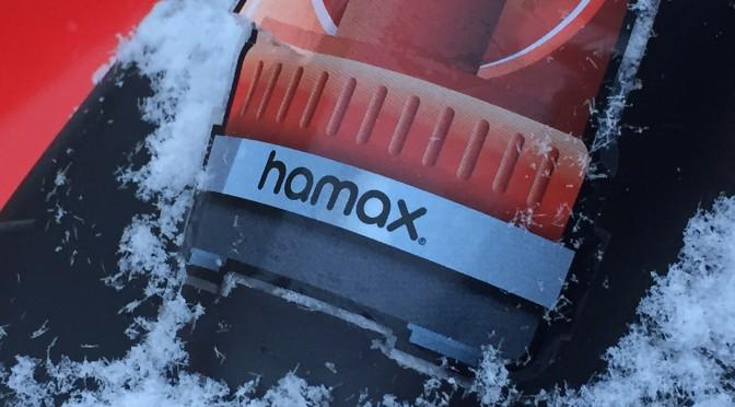 Hamax Rodelschlitten Snow Fire im Test